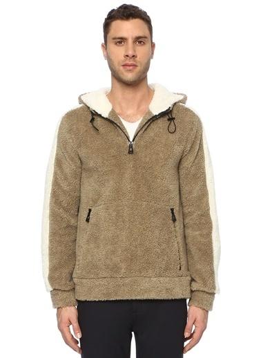 Que Sweatshirt Bej